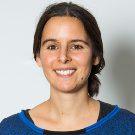 Porträt Samira Bouslama
