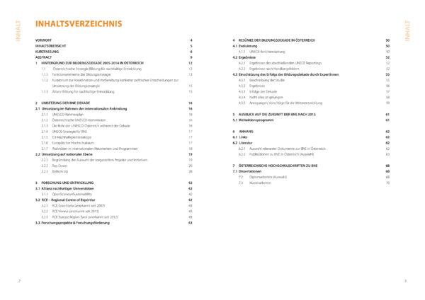 BNE-Dekadenabschlussbericht-Inhalt