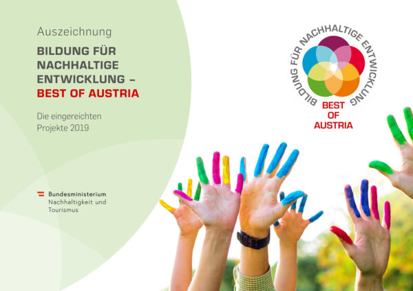 Cover Best Of Austria Broschüre