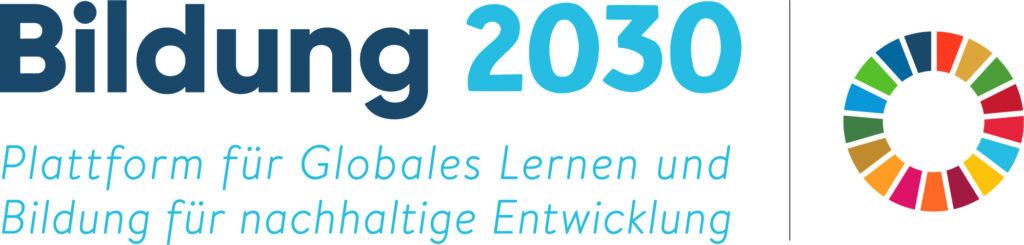 Logo Plattform Bildung2030