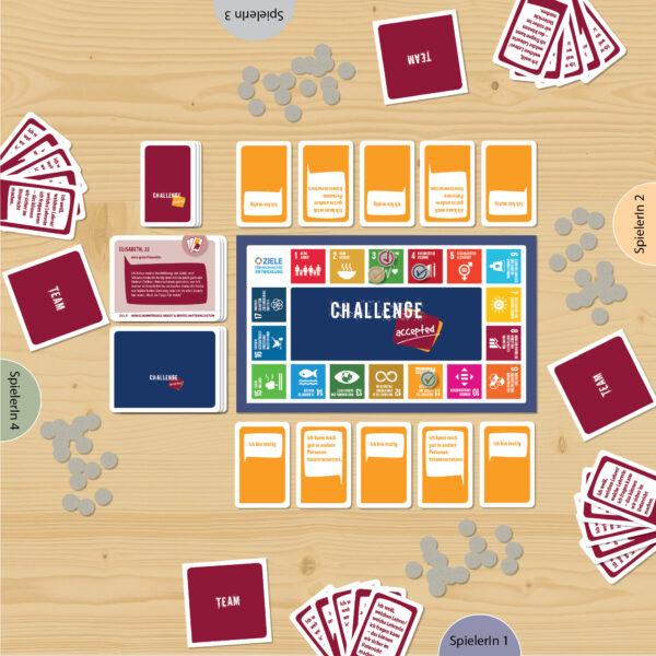 Challenge-Accepted-Spieltisch