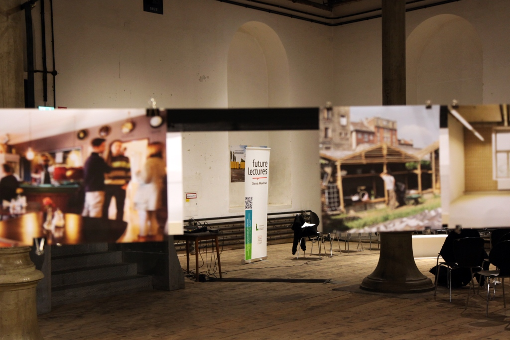 Future Lectures Veranstaltung im Semper Depot