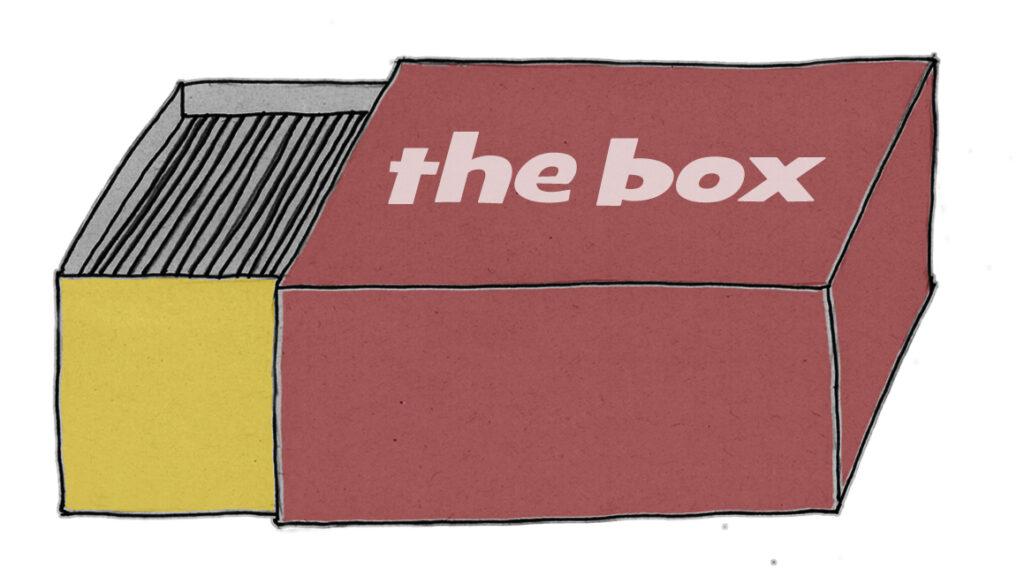 Illustration the BOX