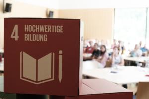 SDG 4 –Sommerakademie Bewerbungsfoto